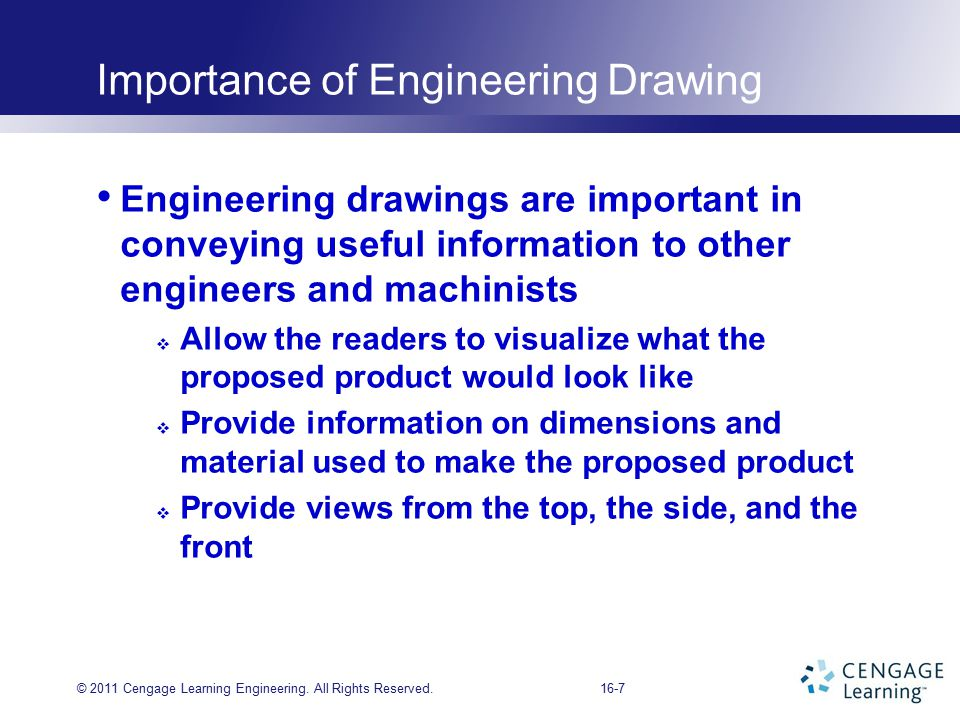 Chapter 16 Engineering Drawings And Symbols Ppt Video Online Download