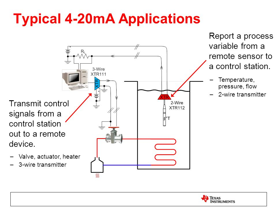 2-Wire vs. 3-Wire Transmitters - ppt download