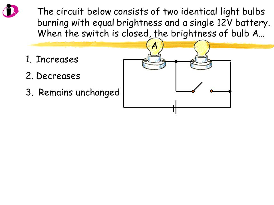 Circuit Diagram Battery Light Bulb Switch | Circuit Symbols Battery Resistor Light Bulb Switch Wire Ppt Download