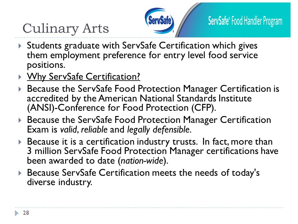 Culinary Arts And Food Service Management Salary
