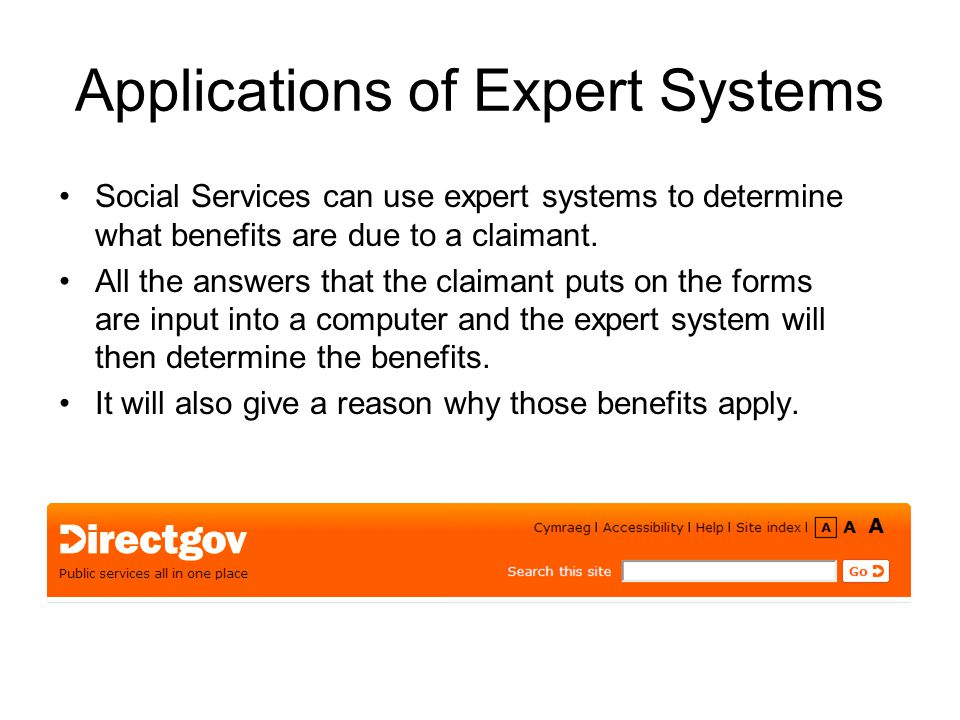 What Is An Expert System Ppt Video Online Download