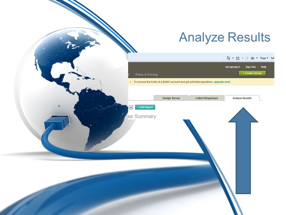 Analyze Results