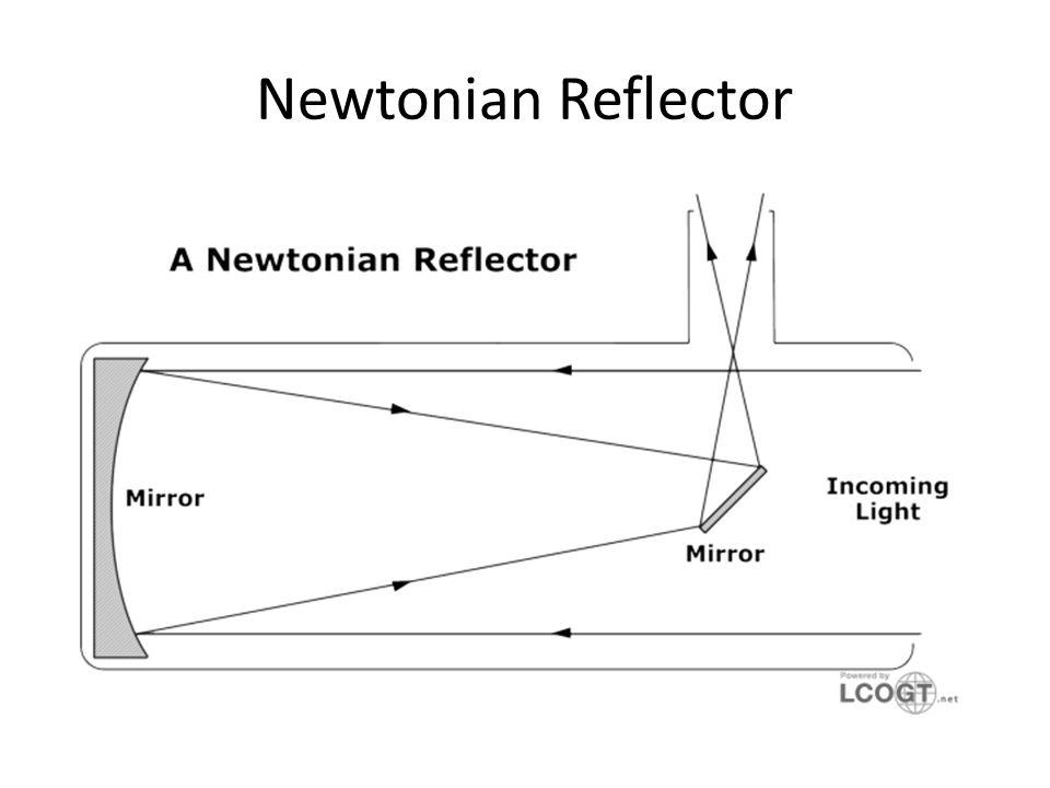 newtonian reflector