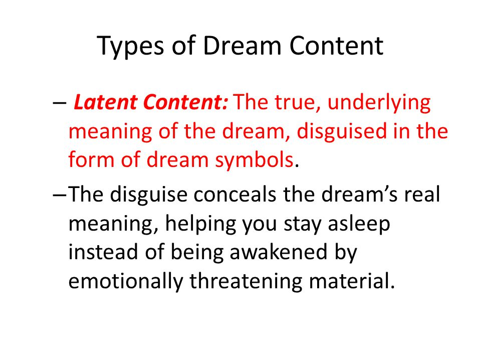 Sleeping And Dreaming Ppt Video Online Download