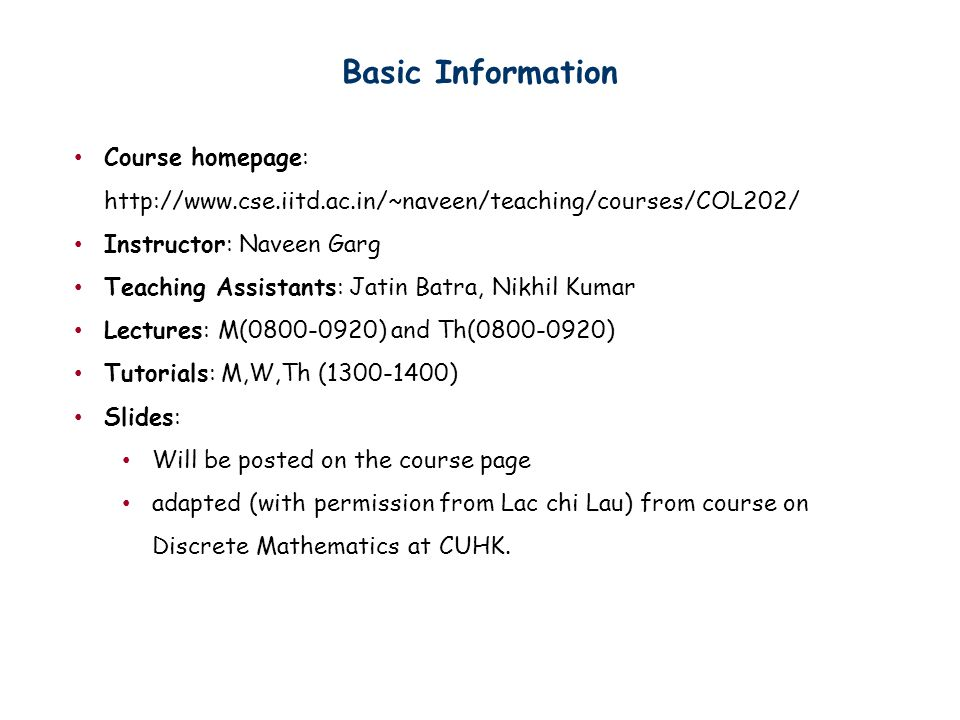 Introduction To Discrete Mathematics Ppt Video Online Download