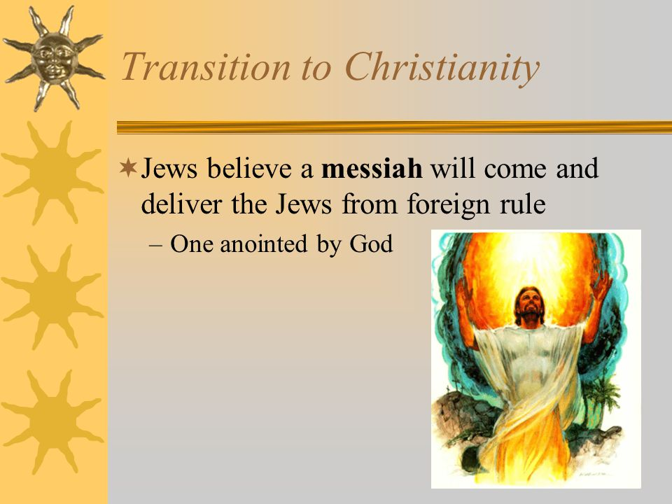 Transition to Christianity
