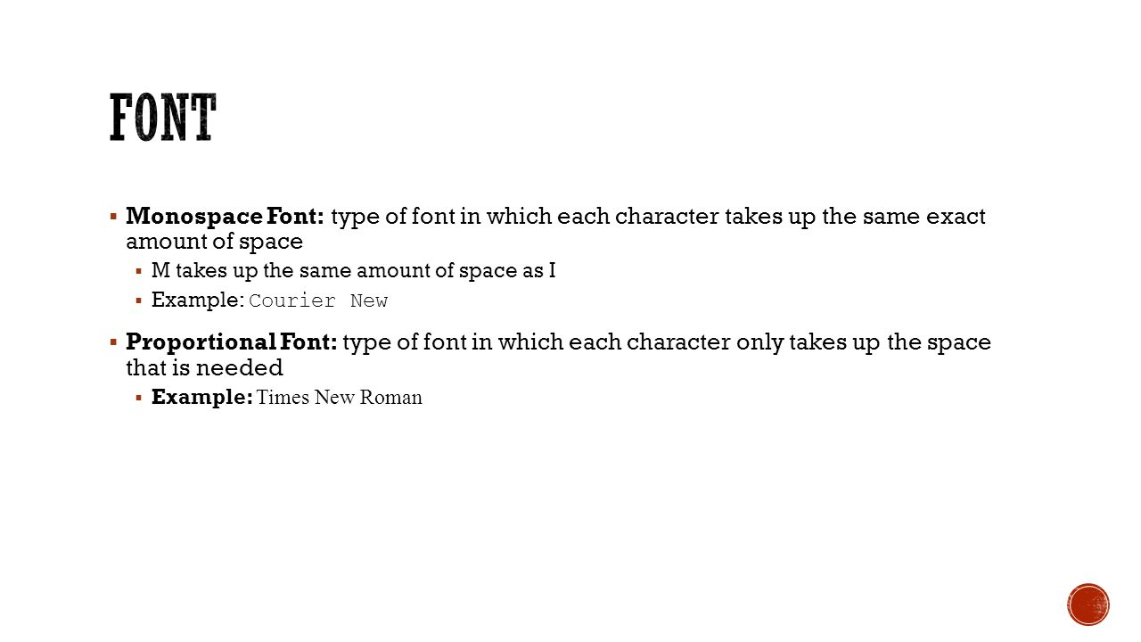 Character Formatting MOAC Lesson ppt video online download