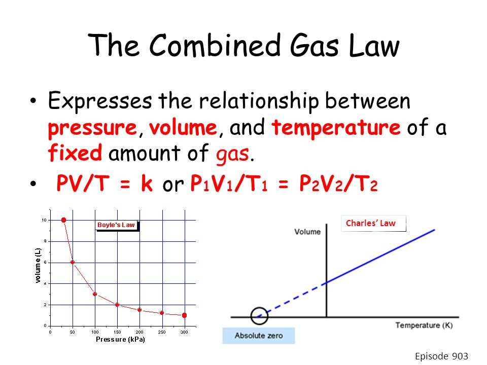 the combined gas law expresses the relationship between pressure rh slideplayer com chemistry a study of matter note taking guide episode 903 answers note taking guide episode 903 the combined gas law answers