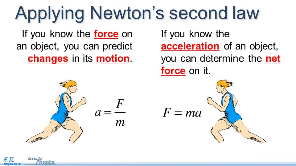 Newton's Second Law Pg 19 In Nb Ppt Video Online Download. Applying Newton's Second Law. Worksheet. Worksheet Newton S Second Law Chapter 6 Newton S Second Law At Mspartners.co