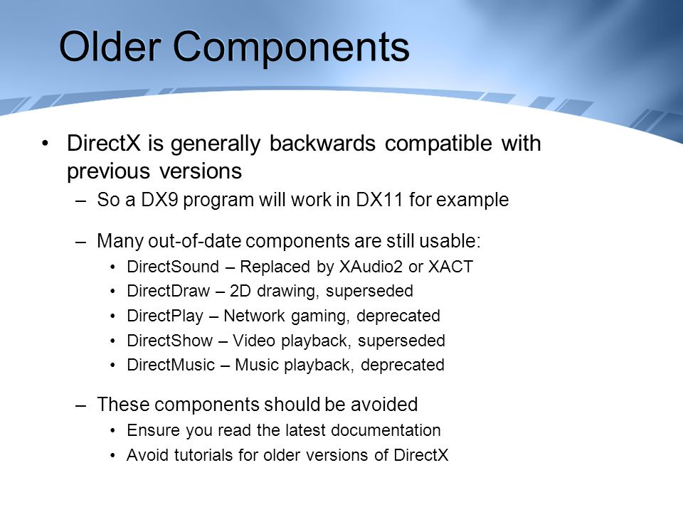 Computer Graphics Introducing DirectX - ppt video online download