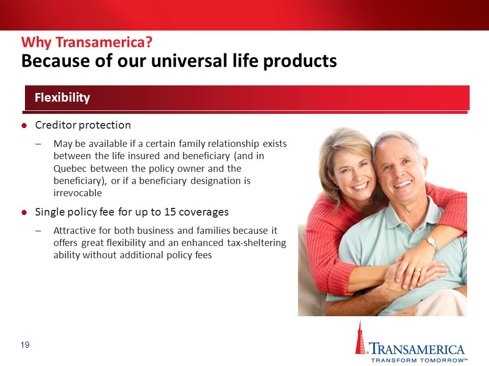 Why Transamerica April Ppt Download
