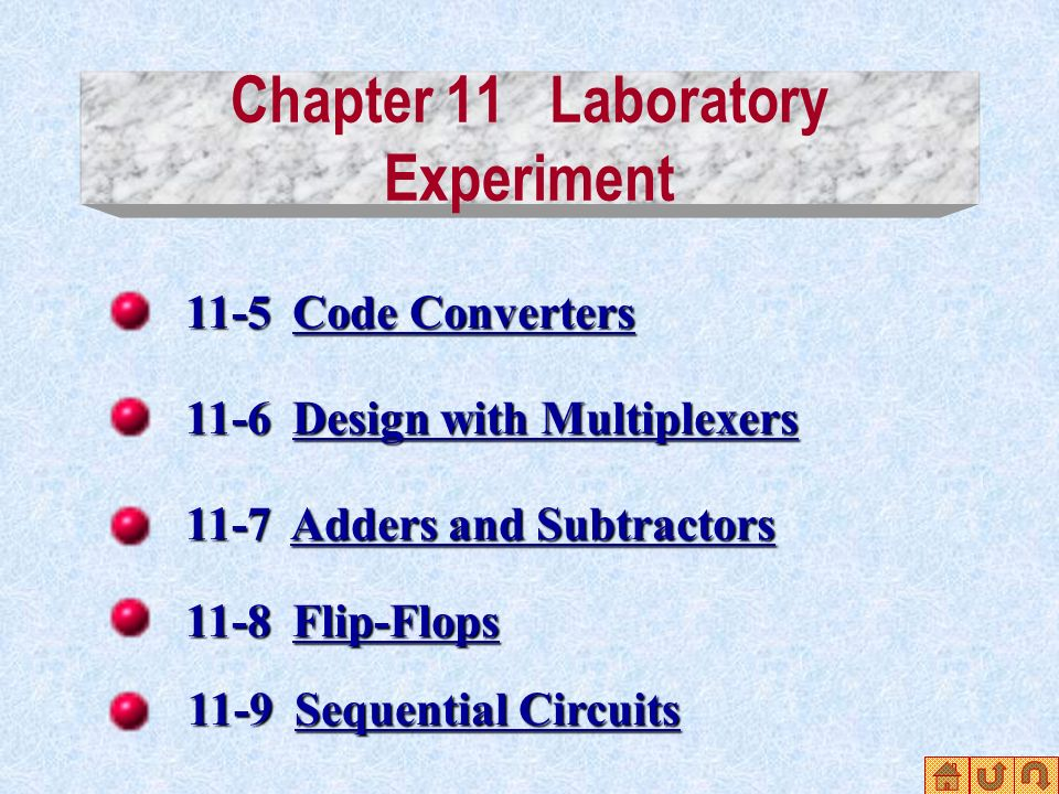 5a3e23769 Chapter 11 Laboratory Experiment - ppt video online download