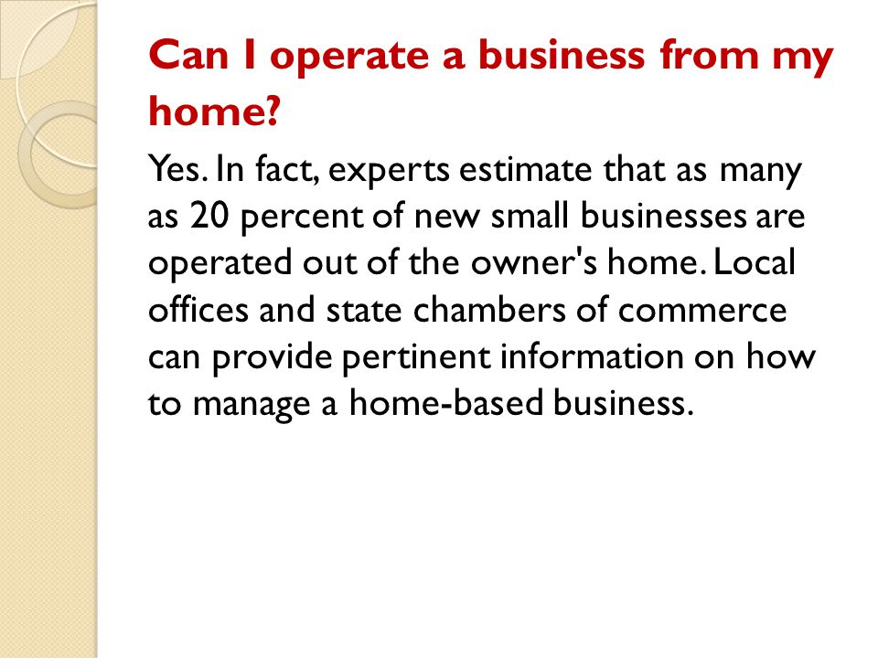 lecture 1 small business ppt download