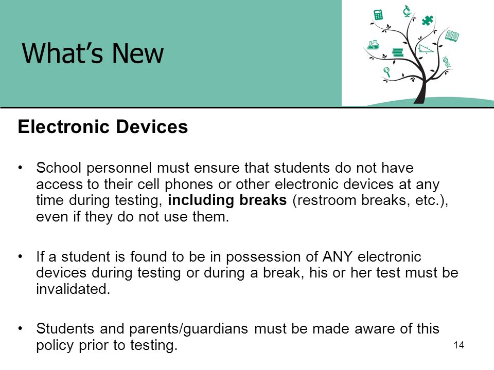 What's New Electronic Devices