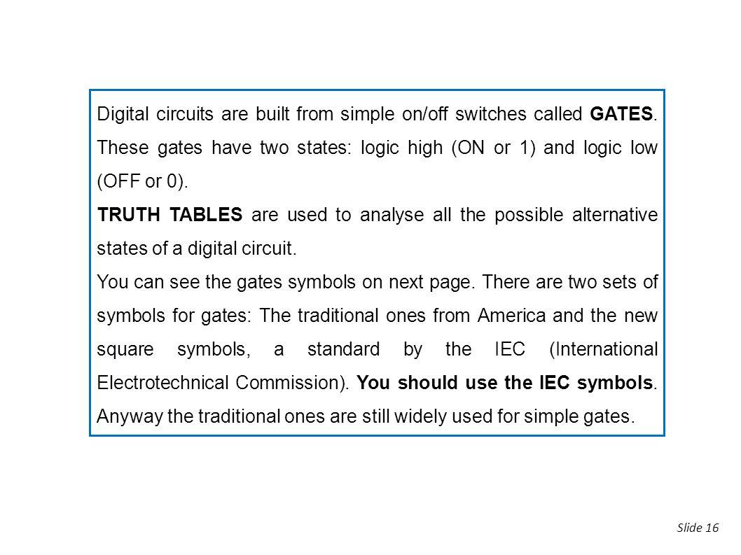 3 Digital Electronics Ppt Download