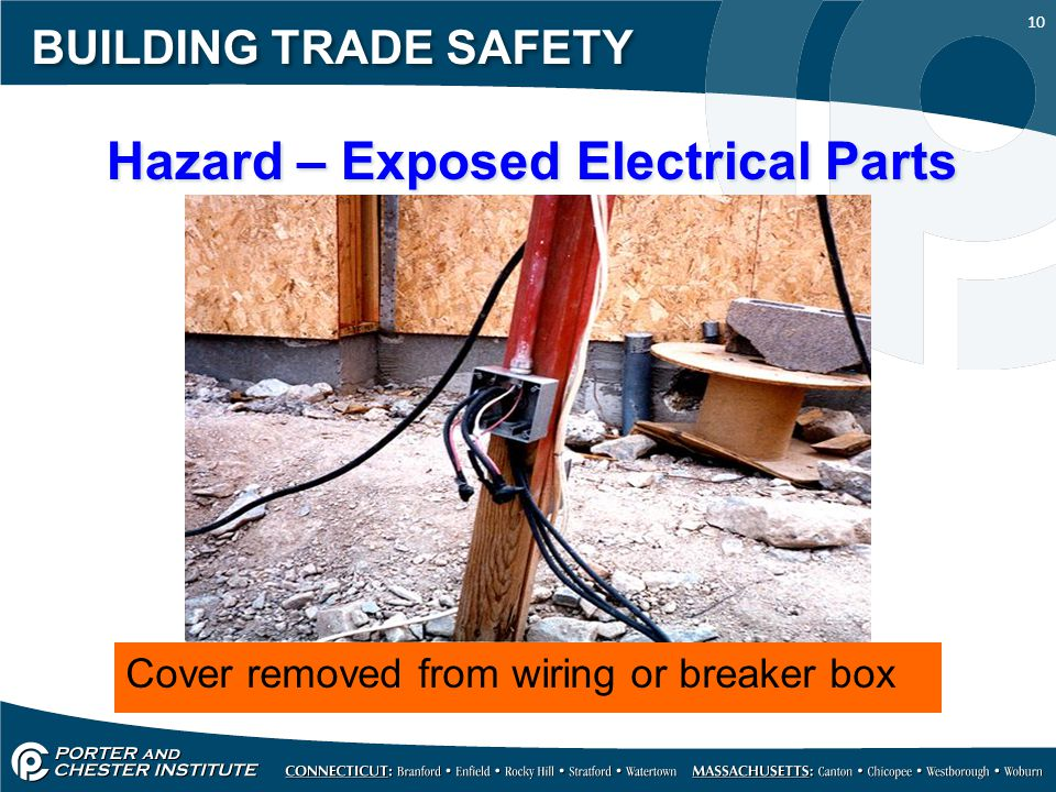 BUILDING TRADE SAFETY ELECTRICAL SAFETY. - ppt video online download