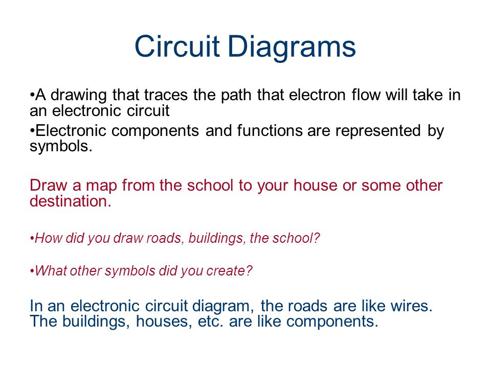 Circuit Design Magic of Electrons © 2011 Project Lead The Way, Inc ...