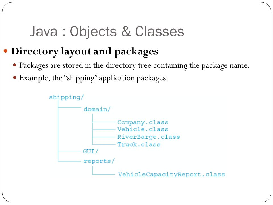 Object Oriented Programming With Java Ppt Download