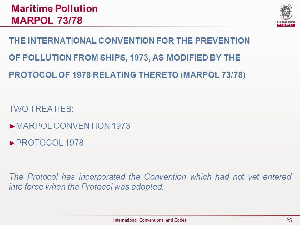 International Conventions And Codes Ppt Video Online Download