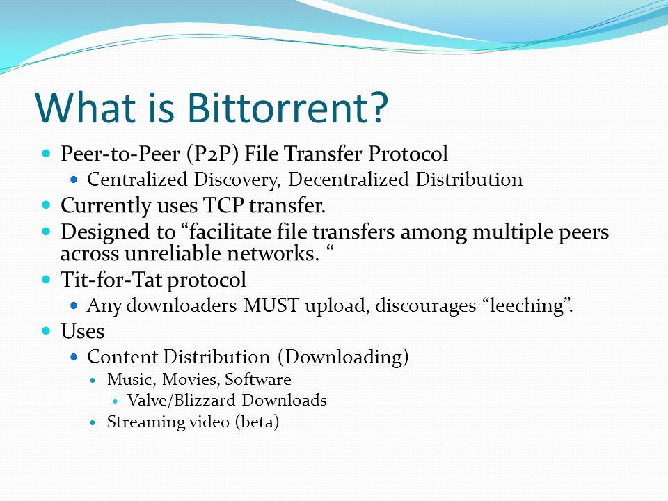 bittorrent protocol explained