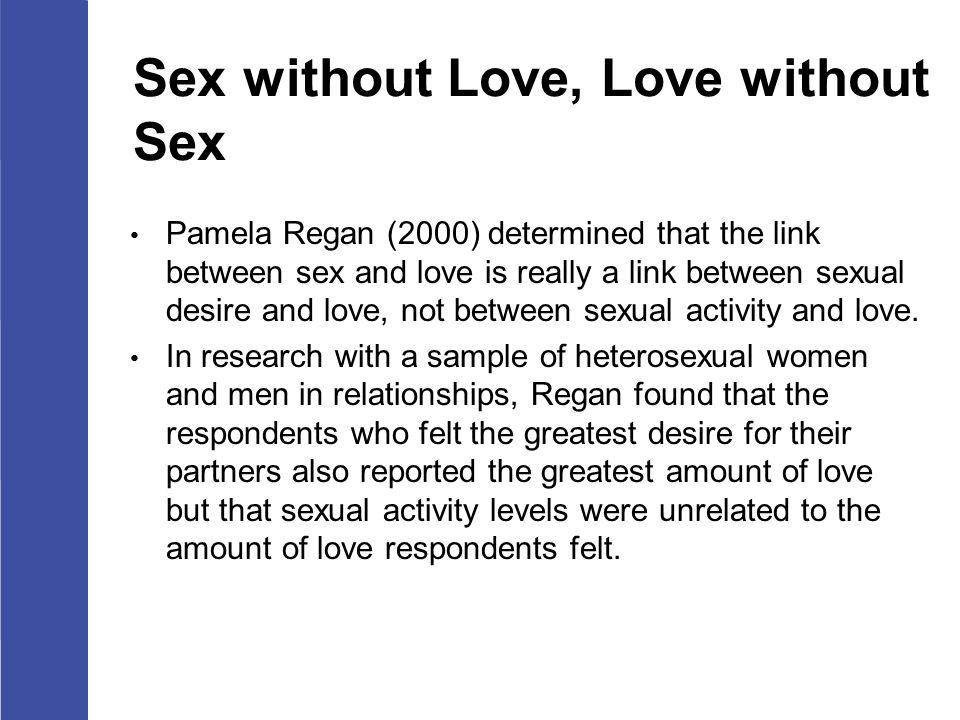 love sex desire