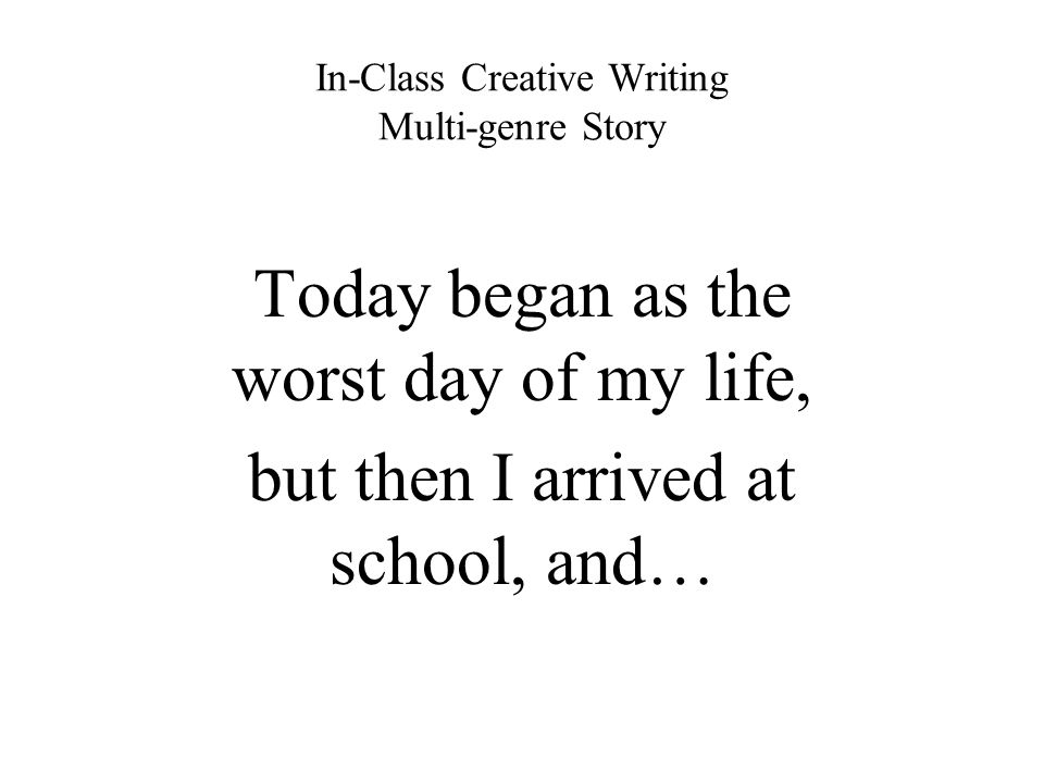 worst day of my life stories