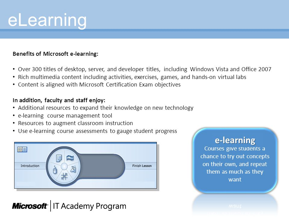 Microsoft It Academy Winter Spring Ppt Download
