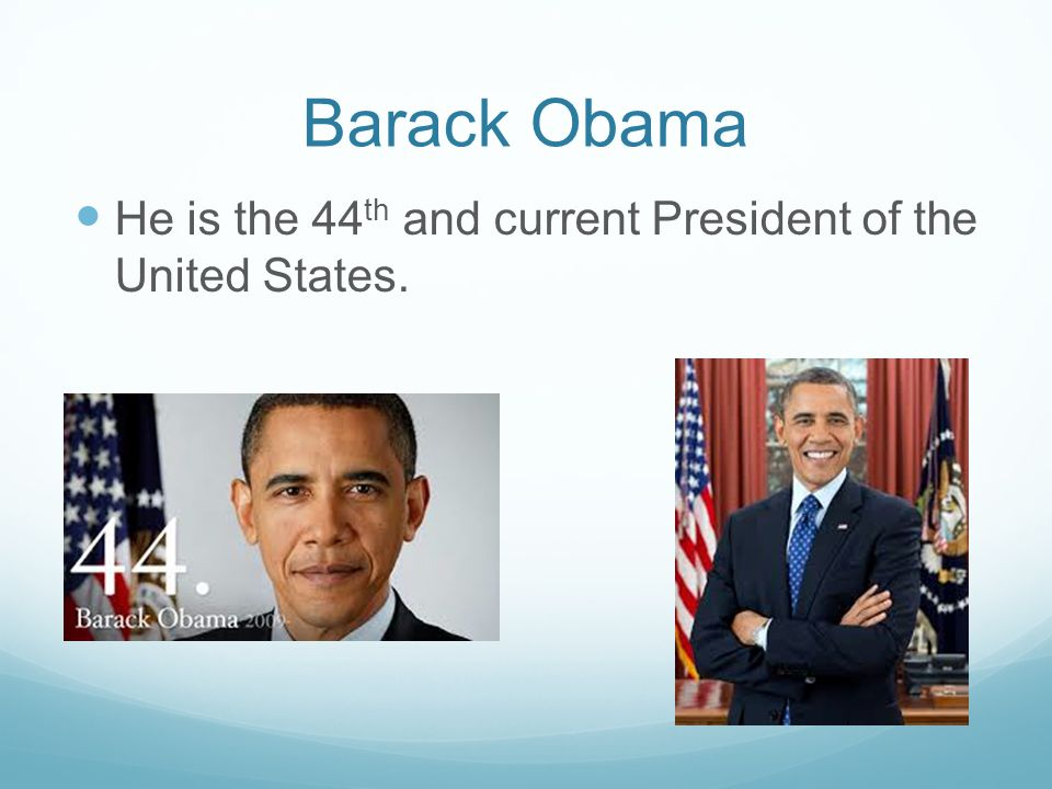 Barack obama biography ppt video online download.
