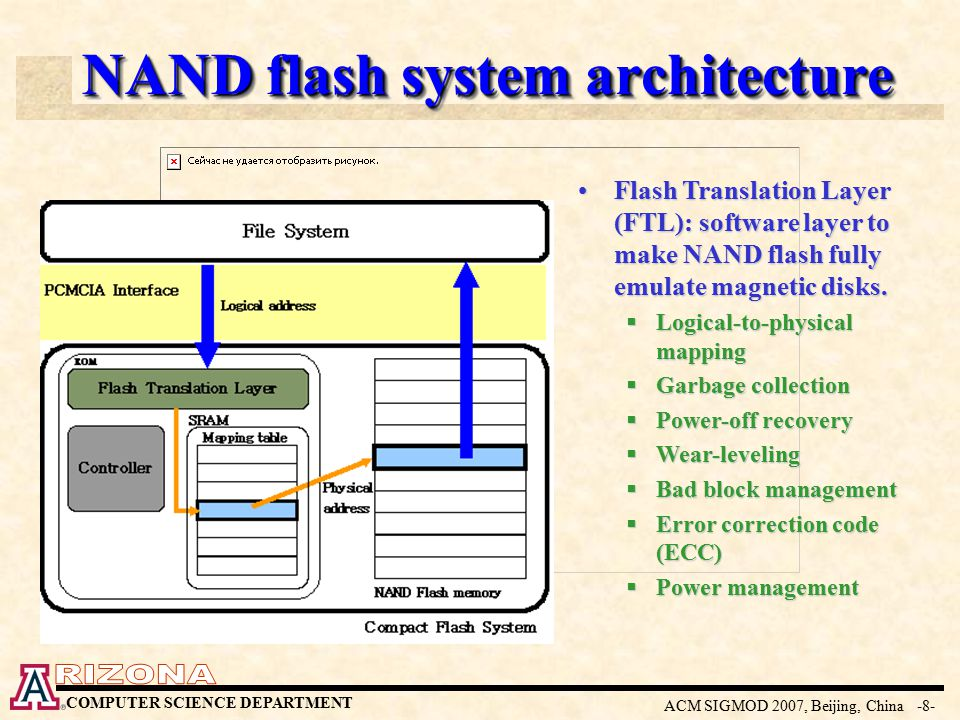 Design Of Flash Based Dbms An In Page Logging Approach