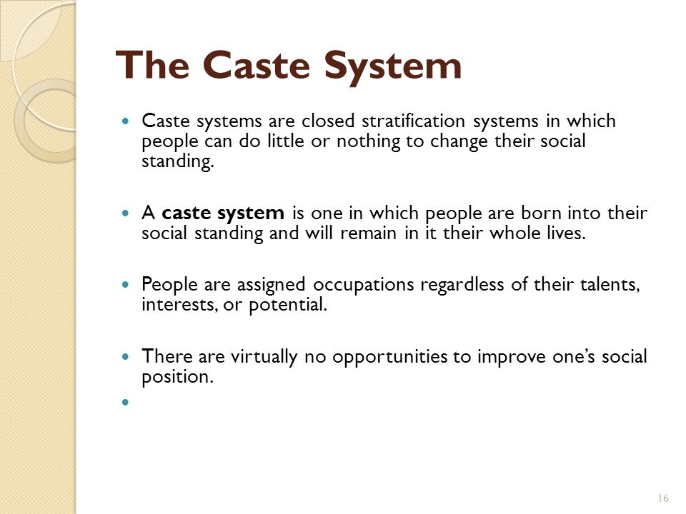 caste and class in sociology pdf