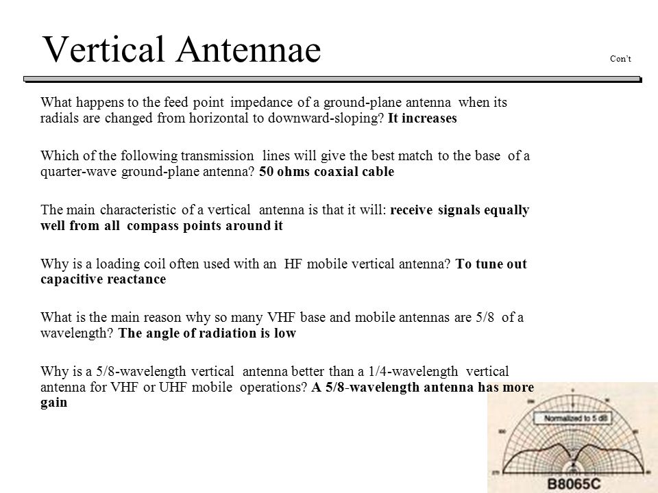 CHAPTER 8 ANTENNAS  - ppt video online download
