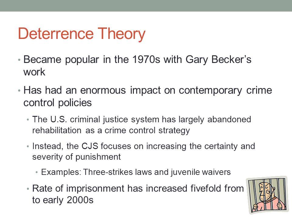 theories of criminal punishment