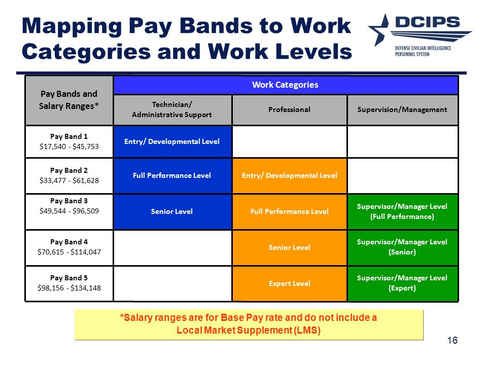 DCIPS Occupational Structure Review - ppt download