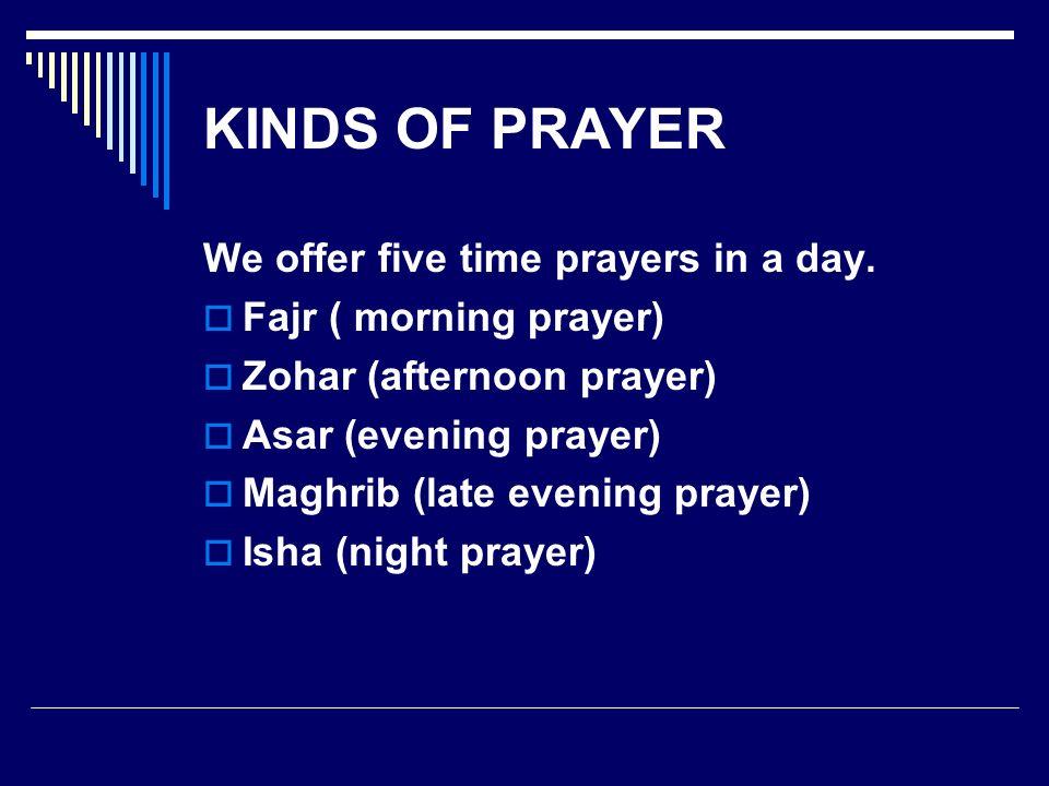 Presentation on namaz(prayer) by Qurat-ul-Ain - ppt video