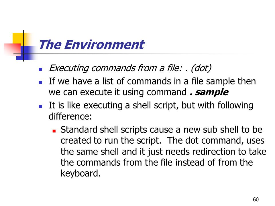 Basic Unix And Basic Shell Scripting - ppt download