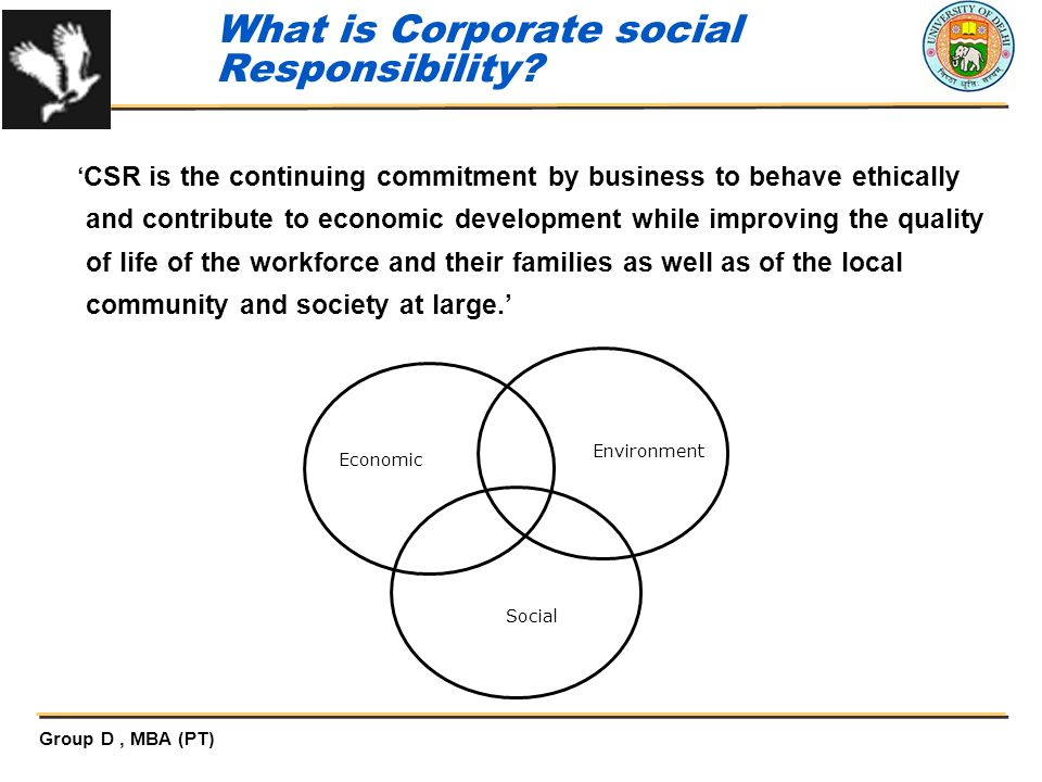 Corporate Social Responsibility Csr Ppt Download