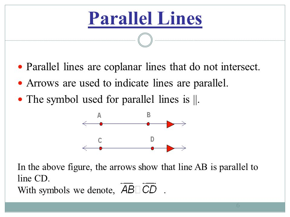 Lines In Geometry Unit 1 Part Ppt Video Online Download