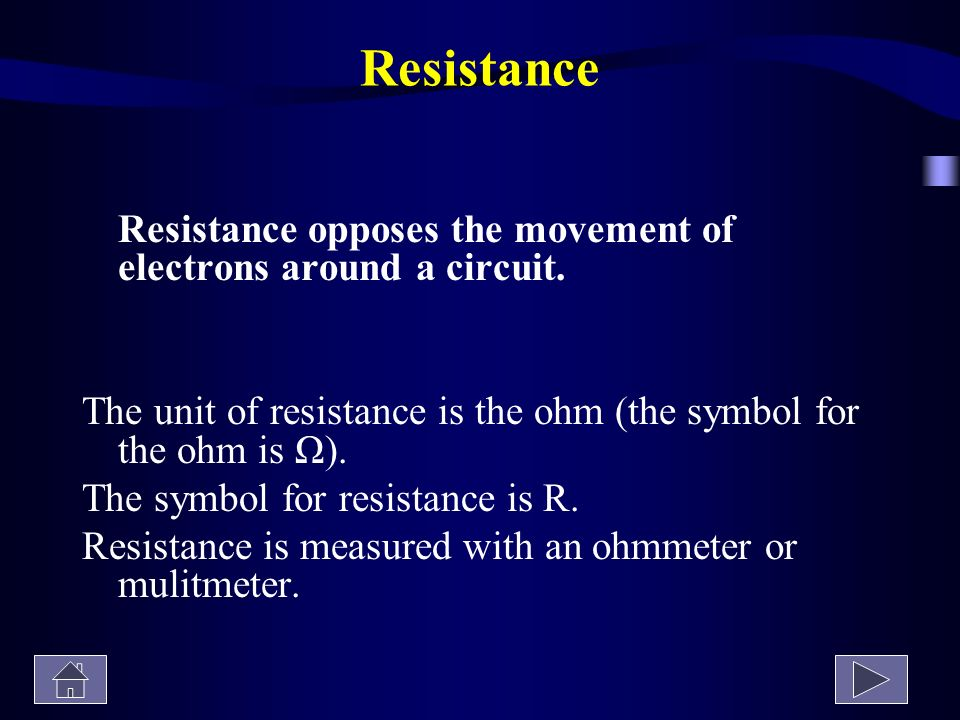 the resistance around a circuit essay Electric circuits a battery is a device possessing a positive and a negative terminal some process, usually a chemical reaction, takes place inside the battery which causes positive charge to migrate towards the positive terminal, and vice versa.