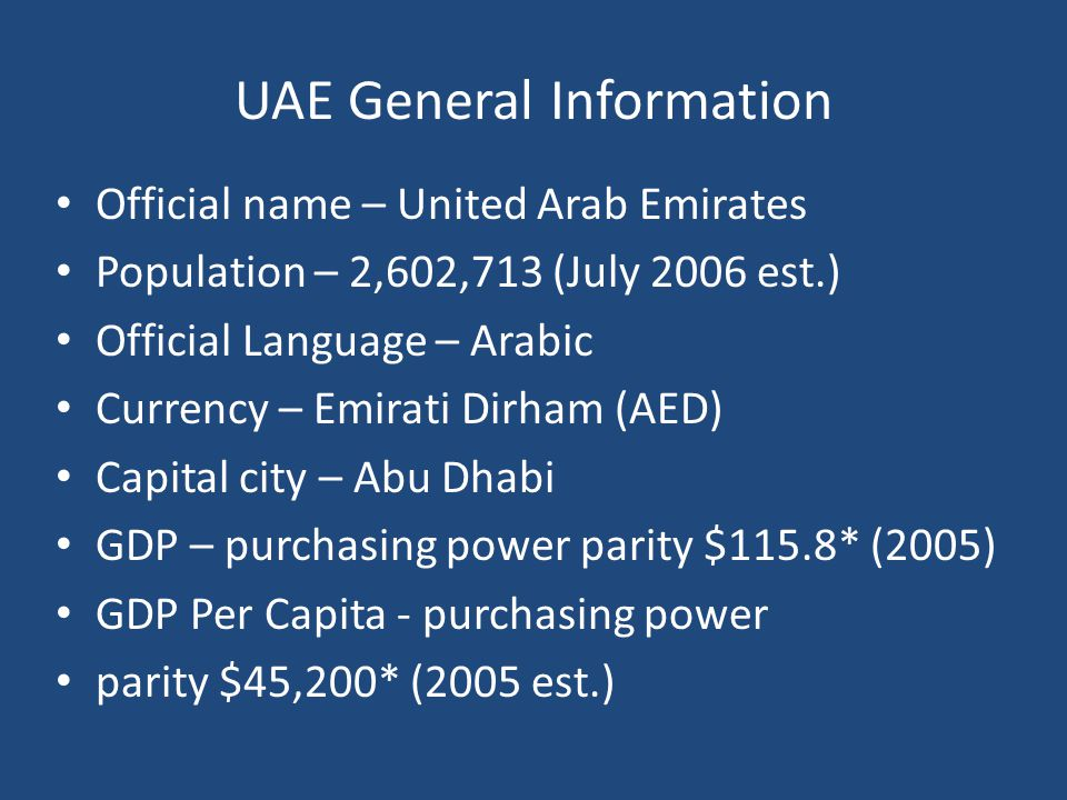 Business Practices in the UAE Chapter 3&4 - ppt download