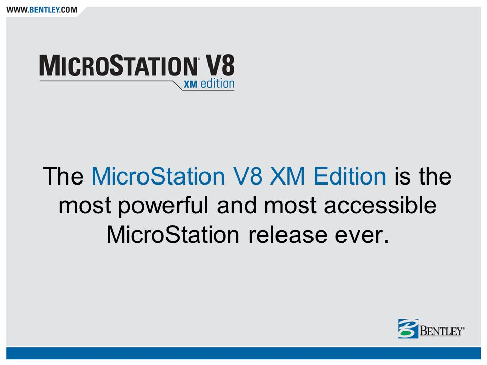 microstation v8i license xml