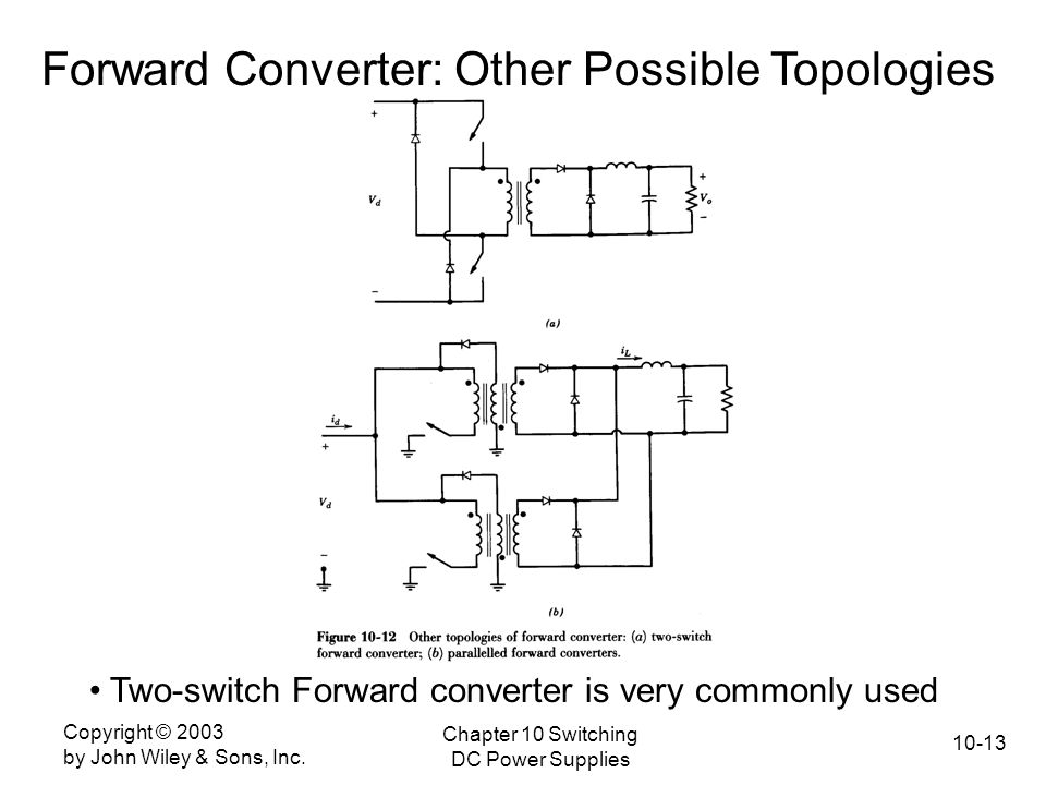 Switching DC Power Supplies - ppt video online download