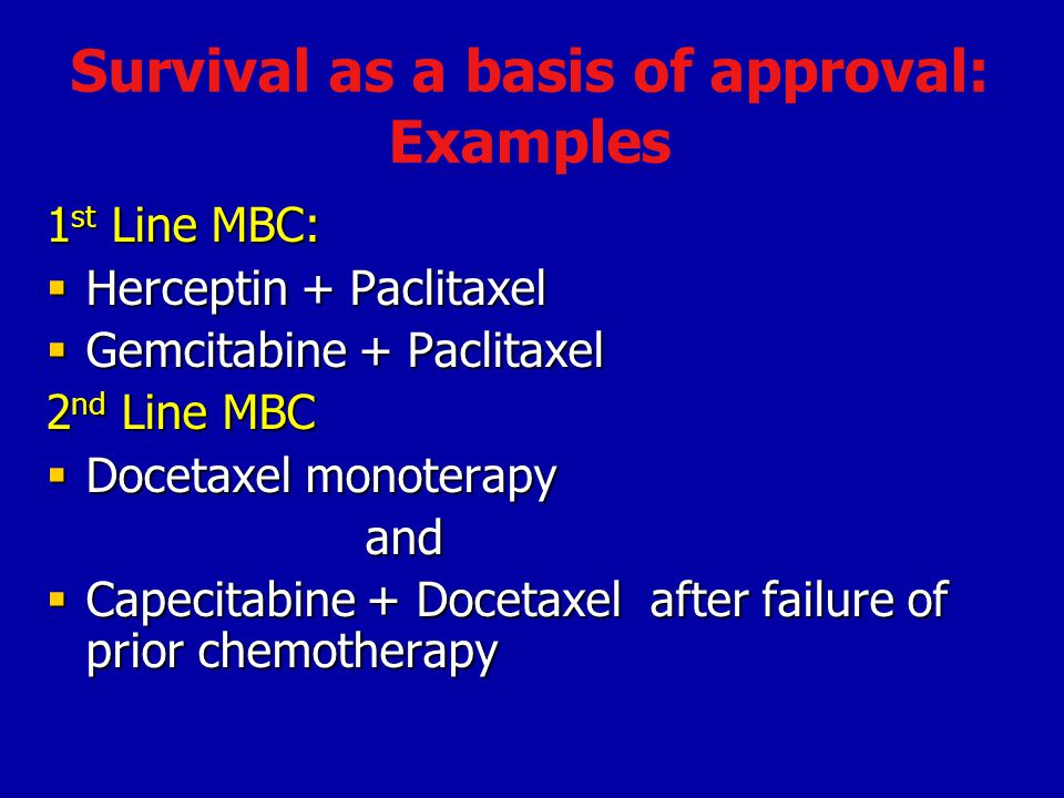 Survival as a basis of approval: Examples