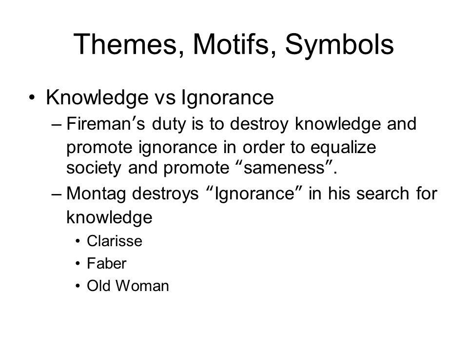 fahrenheit 451 knowledge quotes