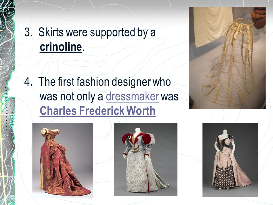 Fashion History B C To Present Times Ppt Download