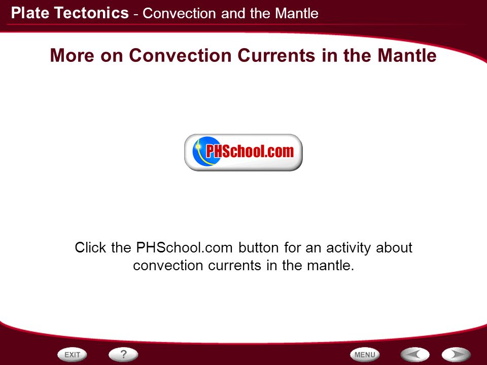 More on Convection Currents in the Mantle