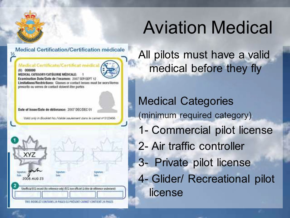 Air Law 1.03 Licensing References: Aeronautical Information Manual ...