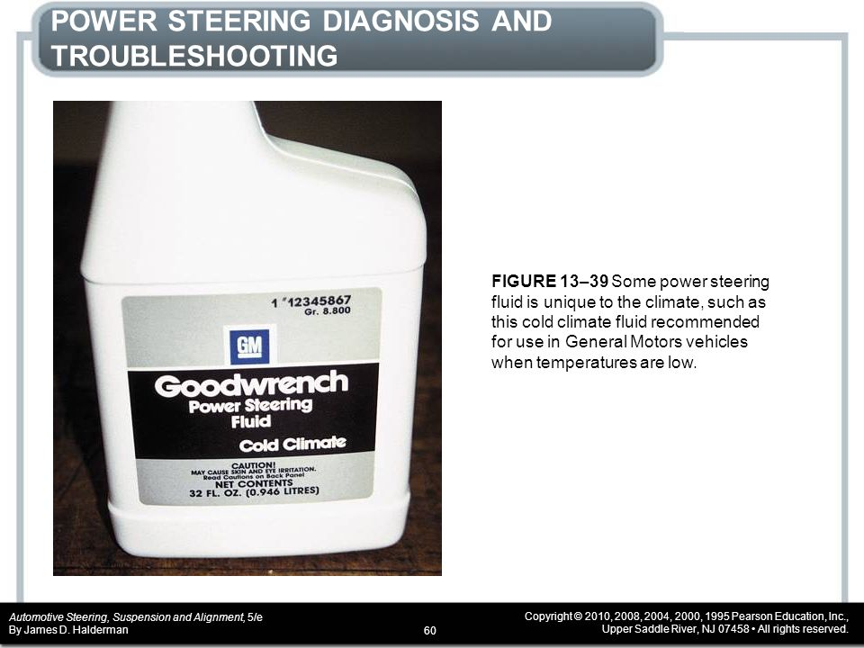 CHAPTER 13 Power-Assisted Steering Operation and Service