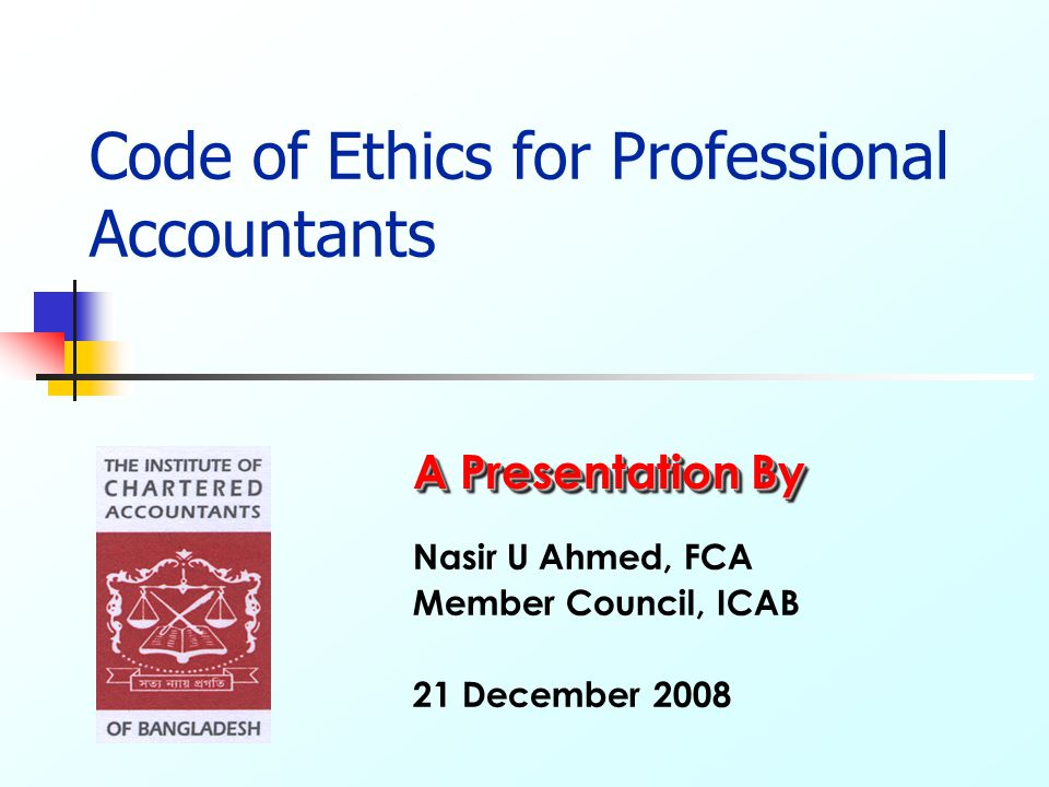 cpa code of ethics philippines