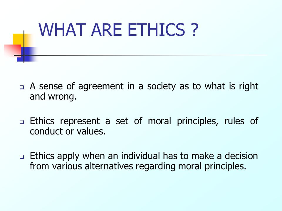 Code of Ethics for Professional Accountants - ppt download