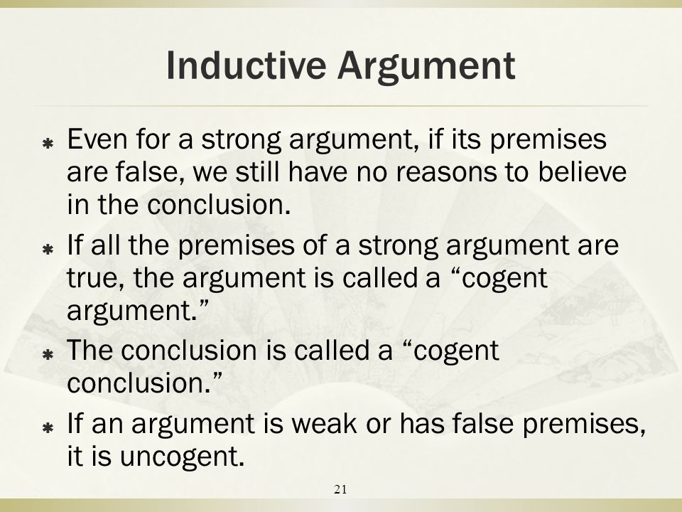 03-7-05 cogent arguments an example youtube.